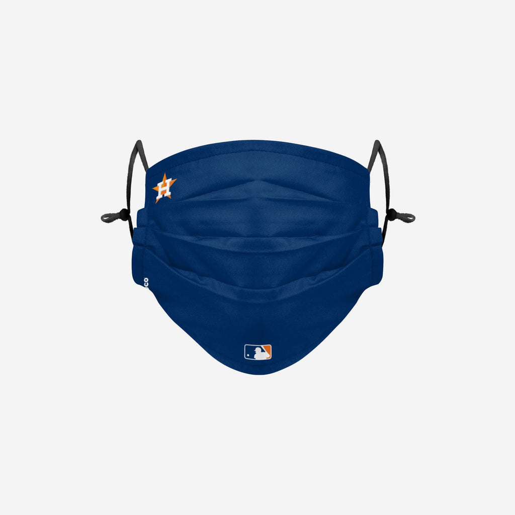 Houston Astros On-Field Gameday Adjustable Face Cover FOCO - FOCO.com