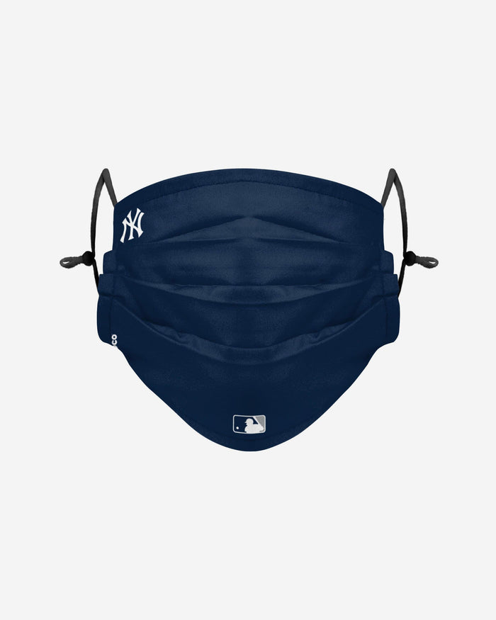 New York Yankees On-Field Gameday Adjustable Face Cover FOCO - FOCO.com