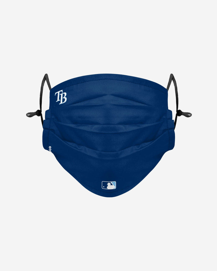 Tampa Bay Rays On-Field Gameday Adjustable Face Cover FOCO - FOCO.com
