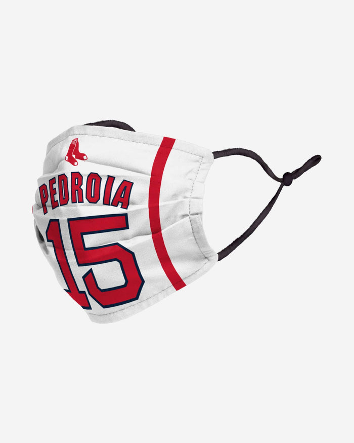 Dustin Pedroia Boston Red Sox Adjustable Face Cover FOCO - FOCO.com