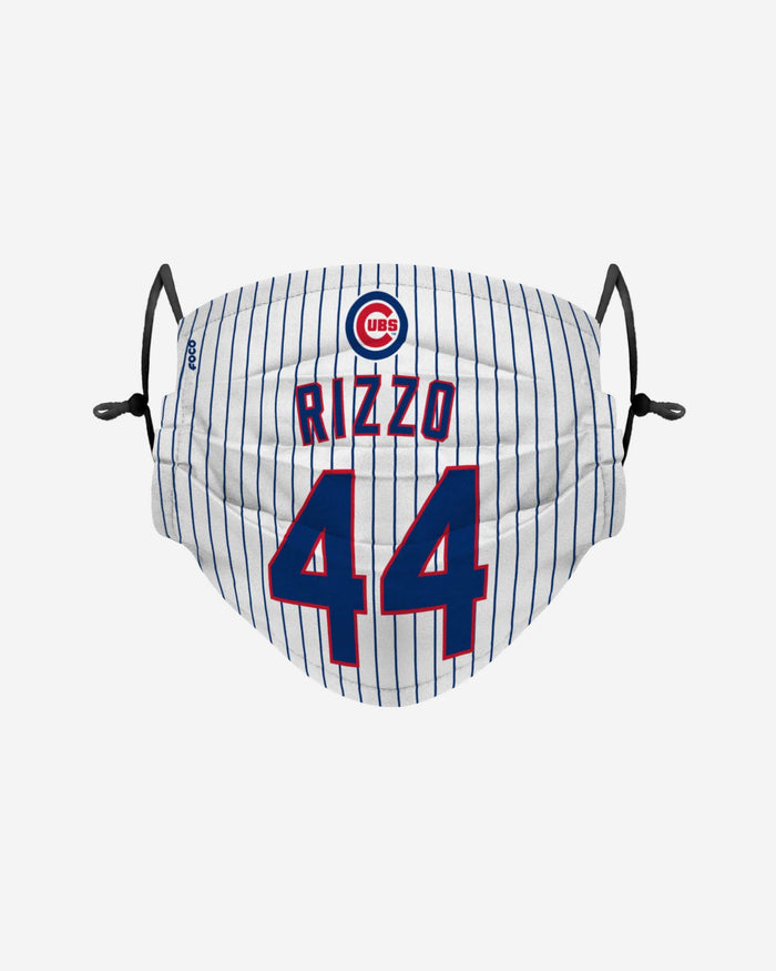 Anthony Rizzo Chicago Cubs Adjustable Face Cover FOCO - FOCO.com