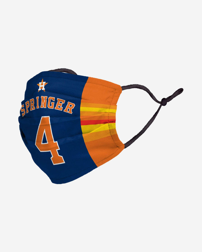 George Springer Houston Astros Adjustable Face Cover FOCO - FOCO.com