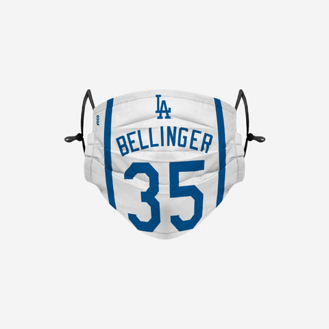 Cody Bellinger Los Angeles Dodgers Adjustable Face Cover