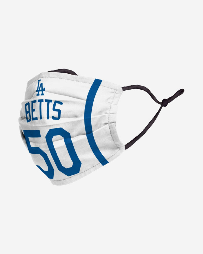 Mookie Betts Los Angeles Dodgers Adjustable Face Cover FOCO - FOCO.com