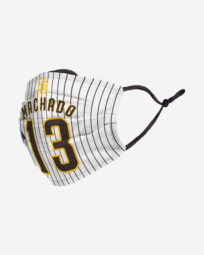 Manny Machado San Diego Padres Adjustable Face Cover FOCO - FOCO.com