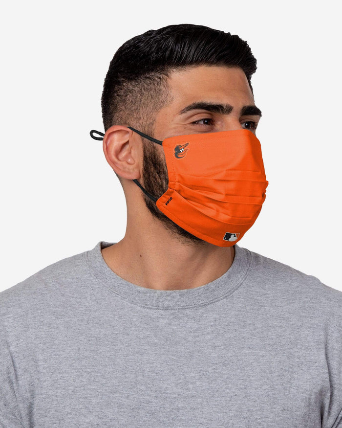 Chris Davis Baltimore Orioles On-Field Gameday Adjustable Face Cover FOCO - FOCO.com