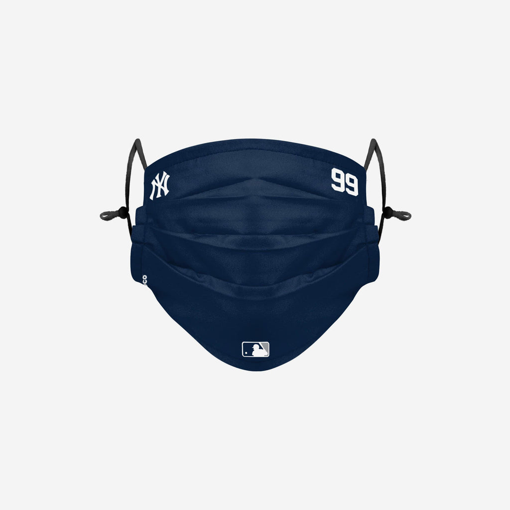 Aaron Judge New York Yankees On-Field Gameday Adjustable Face Cover FOCO - FOCO.com