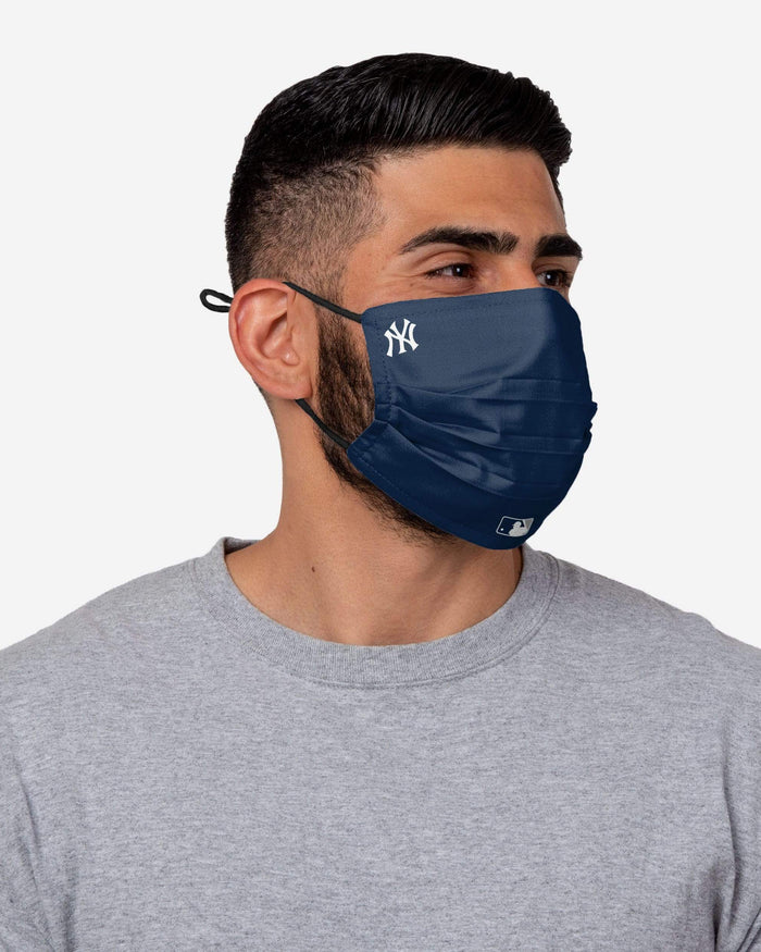 Gleyber Torres New York Yankees On-Field Gameday Adjustable Face Cover FOCO - FOCO.com