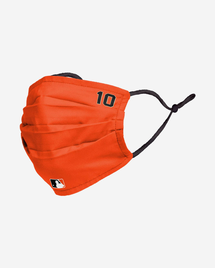 Evan Longoria San Francisco Giants On-Field Gameday Adjustable Face Cover FOCO - FOCO.com