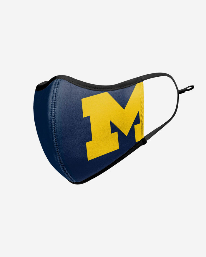 Michigan Wolverines Sport Face Cover FOCO - FOCO.com