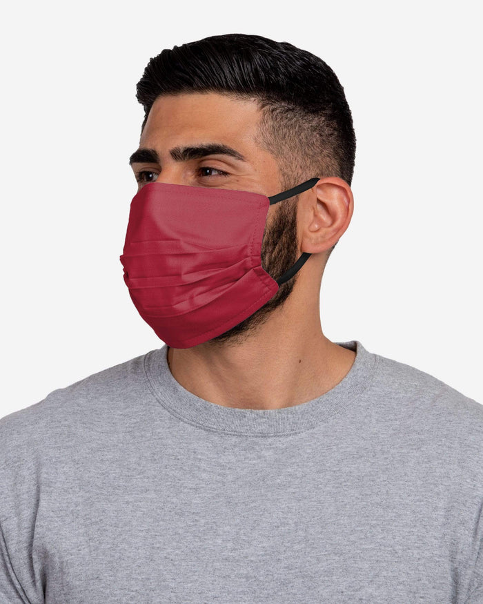 Arkansas Razorbacks Matchday 3 Pack Face Cover FOCO - FOCO.com