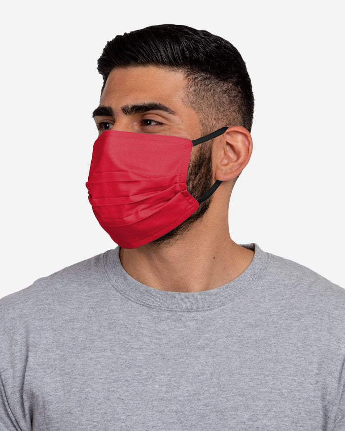 Louisville Cardinals Matchday 3 Pack Face Cover FOCO - FOCO.com