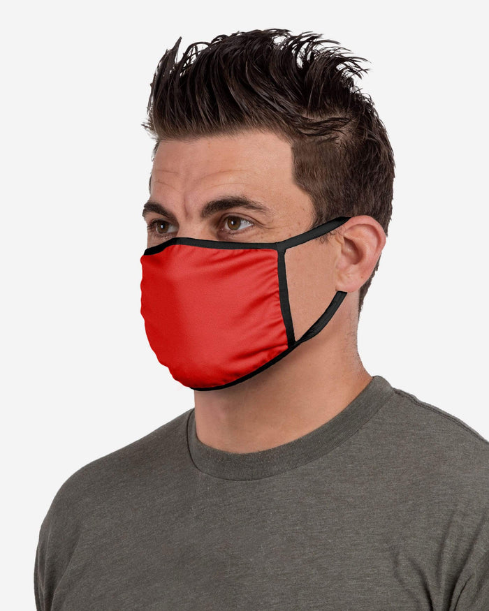 Texas Tech Red Raiders 3 Pack Face Cover FOCO - FOCO.com