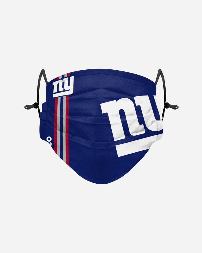 New York Giants On-Field Sideline Logo Face Cover FOCO Adult - FOCO.com