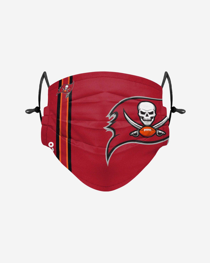 Tampa Bay Buccaneers On-Field Sideline Logo Face Cover FOCO Adult - FOCO.com