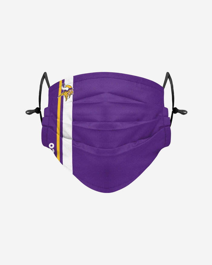 Minnesota Vikings On-Field Sideline Face Cover FOCO - FOCO.com