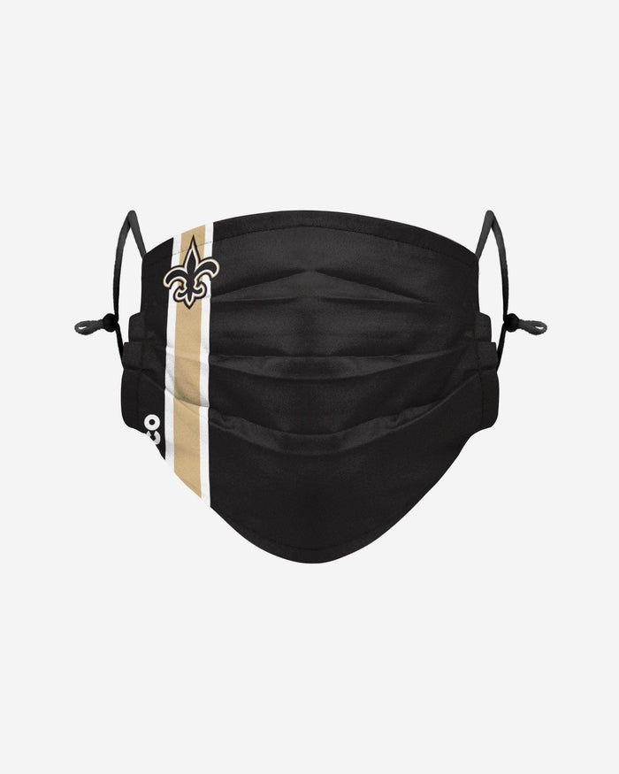 New Orleans Saints On-Field Sideline Face Cover FOCO - FOCO.com