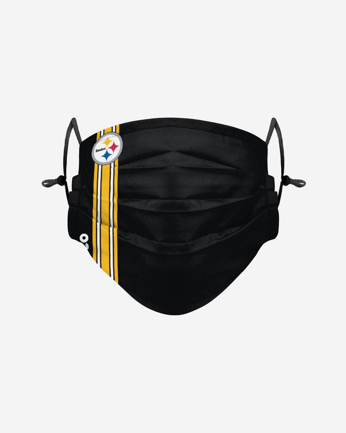 Pittsburgh Steelers On-Field Sideline Face Cover FOCO - FOCO.com