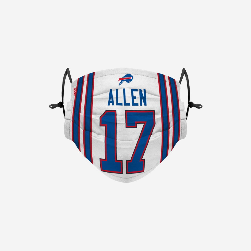 Josh Allen Buffalo Bills Adjustable Face Cover FOCO - FOCO.com