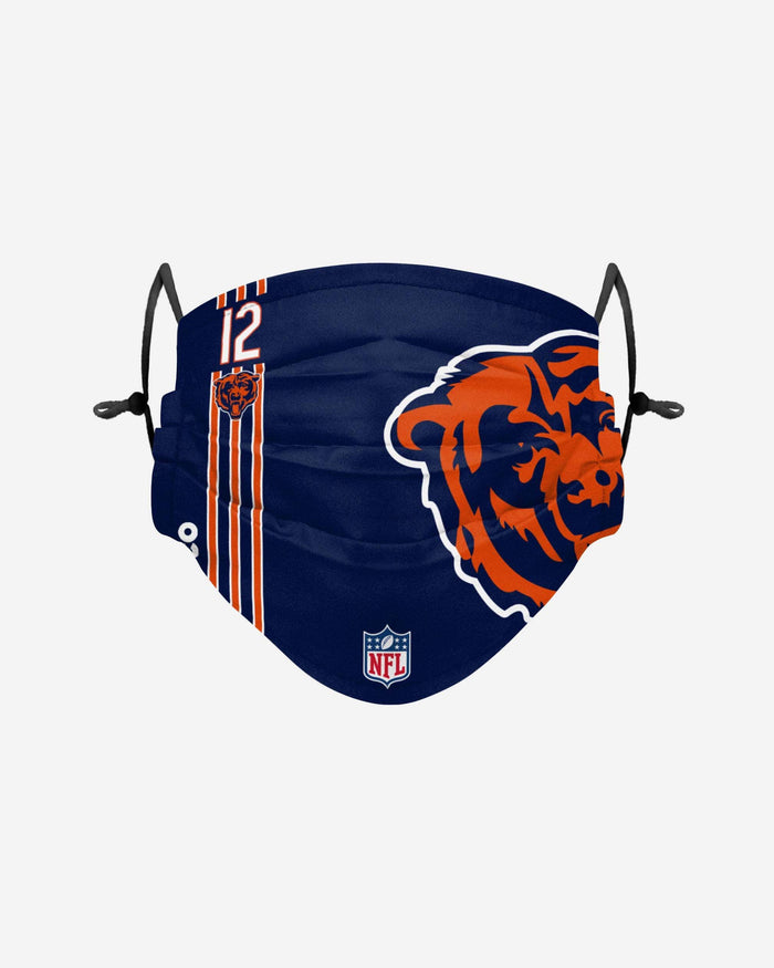 Allen Robinson Chicago Bears On-Field Sideline Logo Face Cover FOCO - FOCO.com