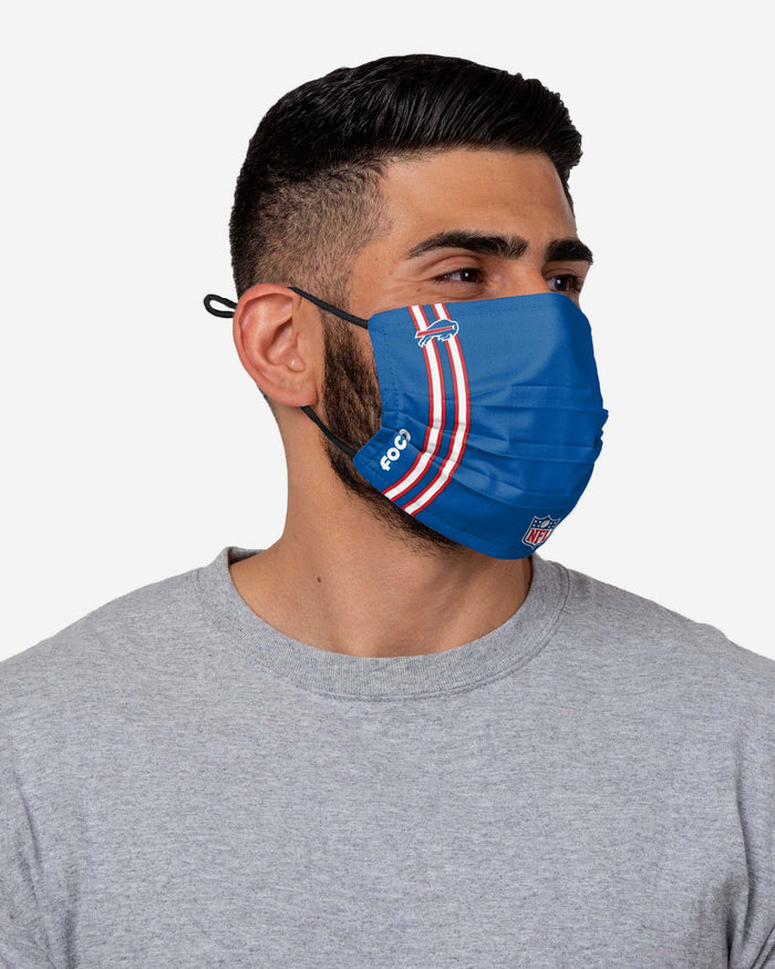 Stefon Diggs Buffalo Bills On-Field Sideline Face Cover FOCO - FOCO.com