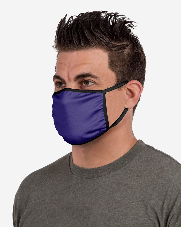 Baltimore Ravens 3 Pack Face Cover FOCO - FOCO.com