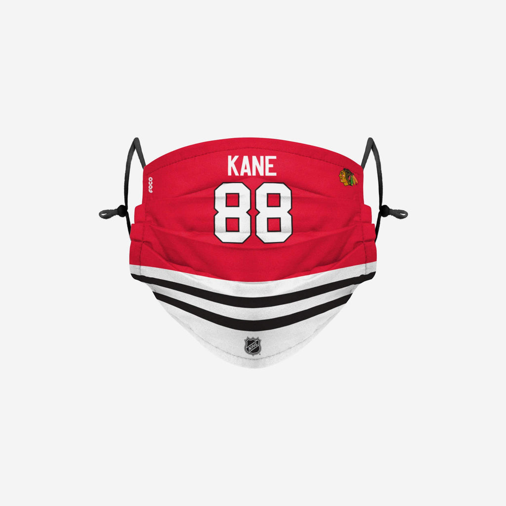 Patrick Kane Chicago Blackhawks Adjustable Face Cover FOCO - FOCO.com