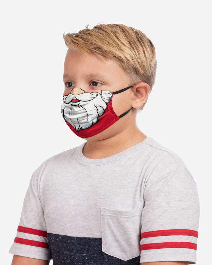 Holiday Youth Adjustable 5 Pack Face Cover FOCO - FOCO.com