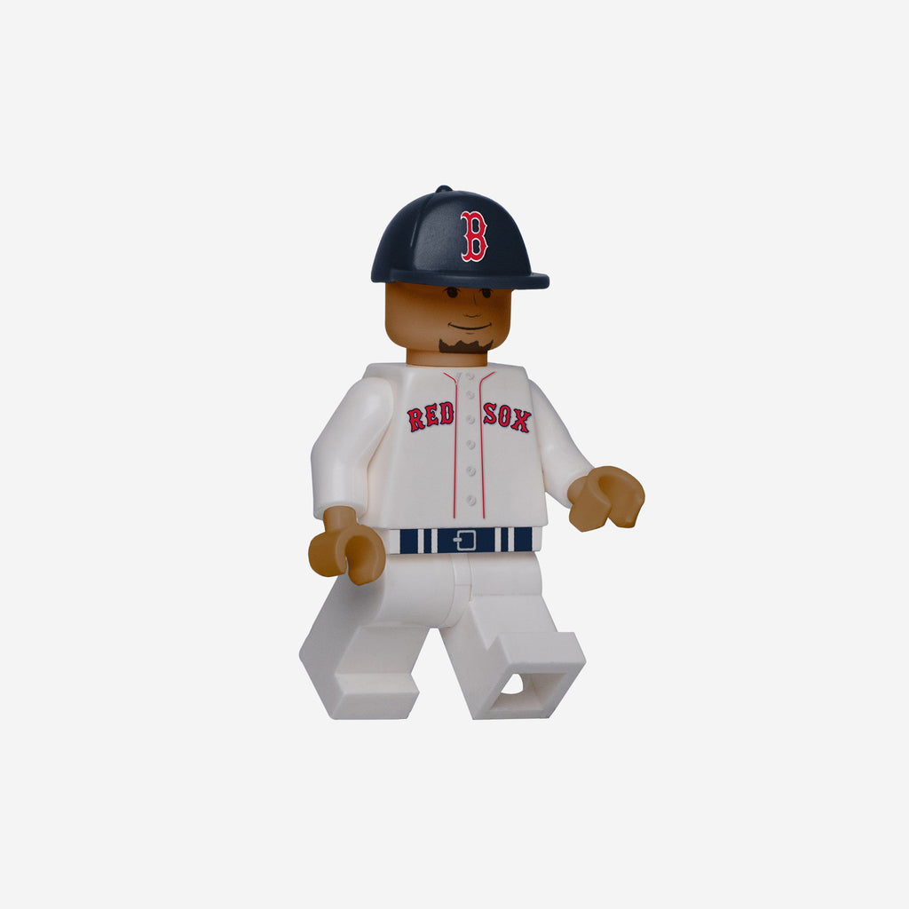 Mookie Betts Boston Red Sox BRXLZ Minifigure FOCO - FOCO.com