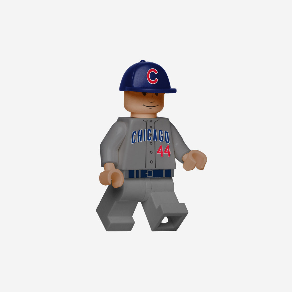 Anthony Rizzo Chicago Cubs BRXLZ Minifigure FOCO - FOCO.com