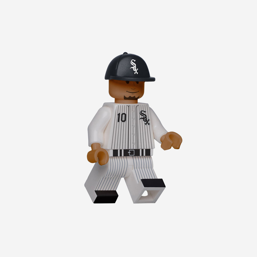 Yoan Moncada Chicago White Sox BRXLZ Minifigure