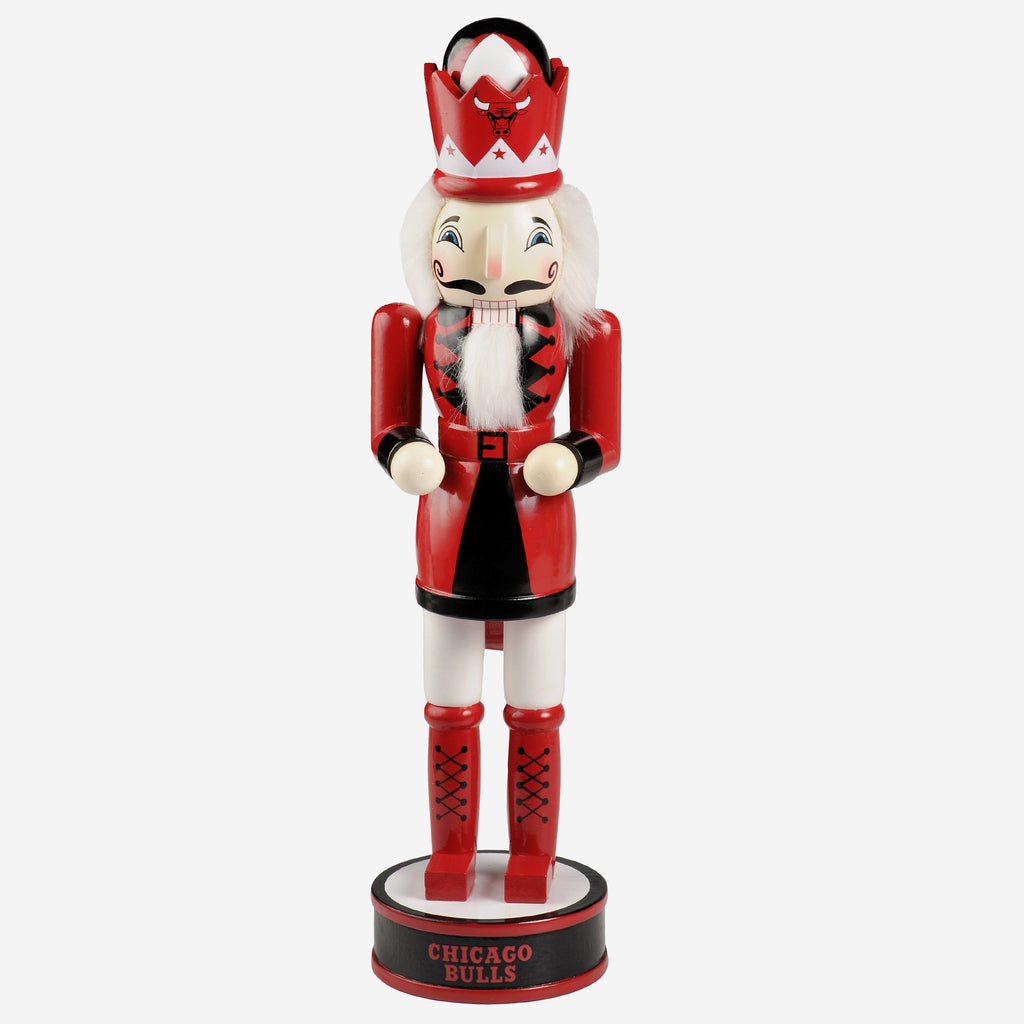 Chicago Bulls Holiday Nutcracker
