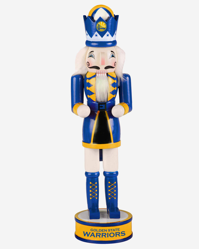 Golden State Warriors Holiday Nutcracker FOCO - FOCO.com