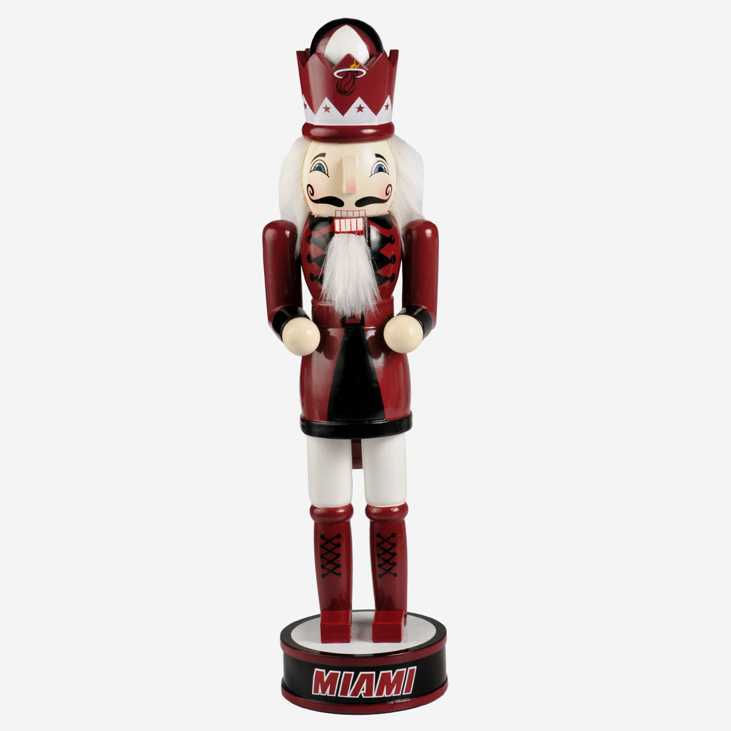Miami Heat Holiday Nutcracker