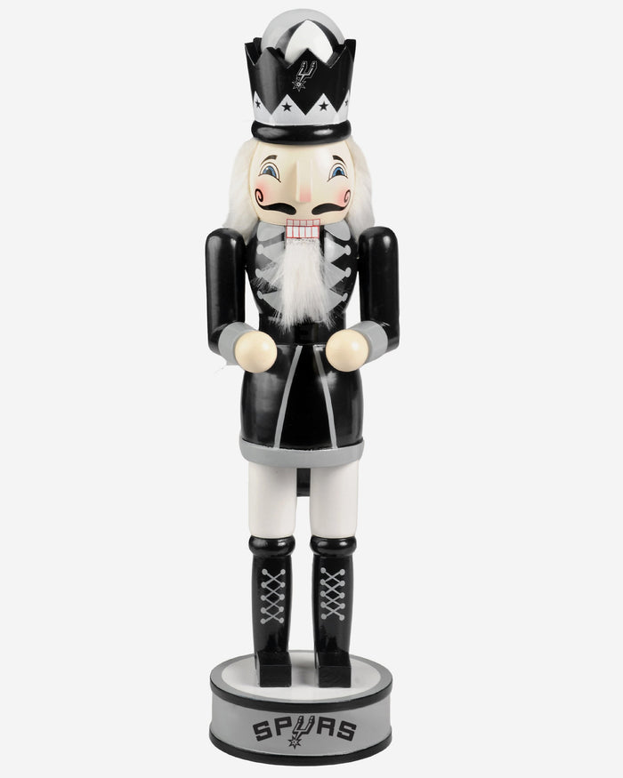 San Antonio Spurs Holiday Nutcracker FOCO - FOCO.com