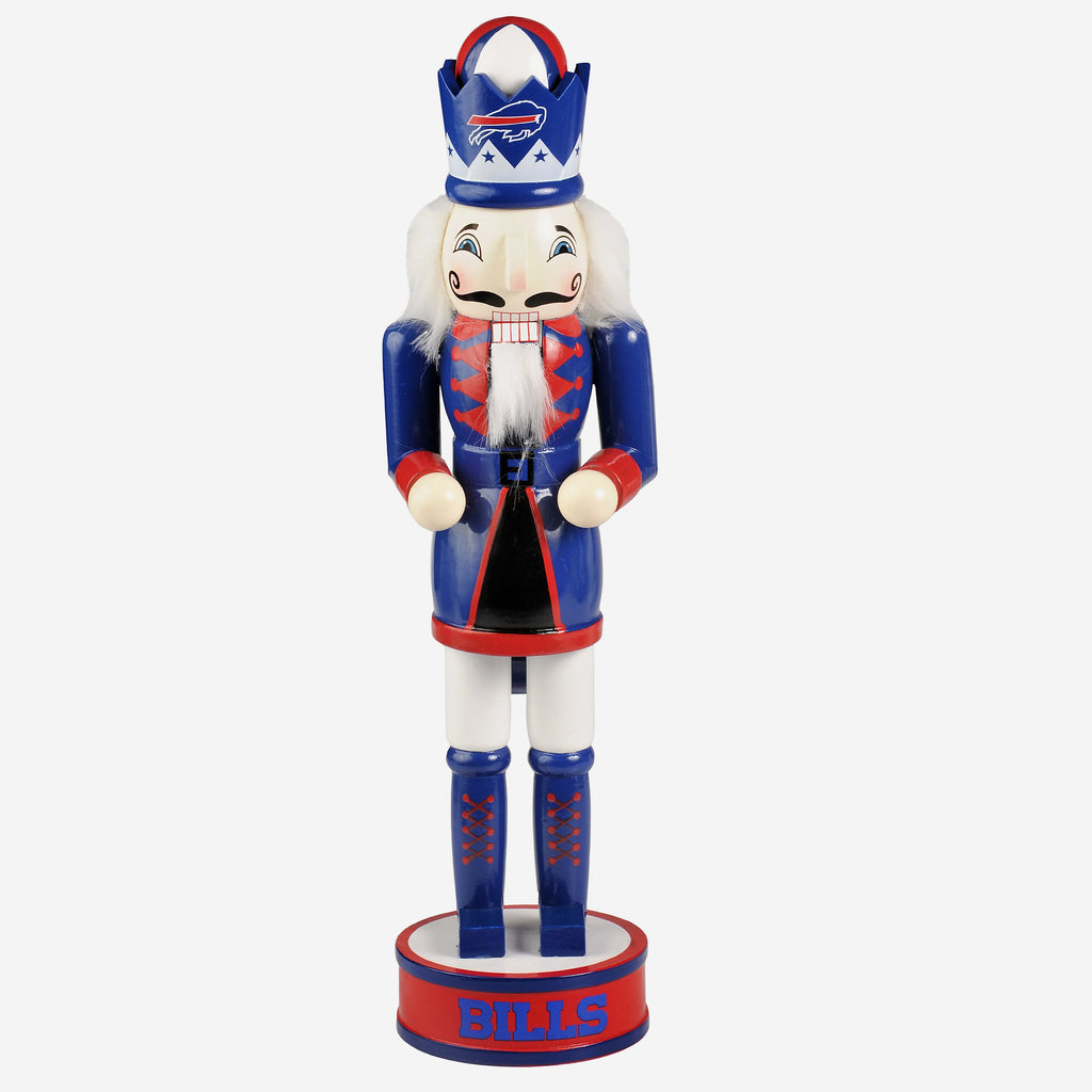 Buffalo Bills Holiday Nutcracker