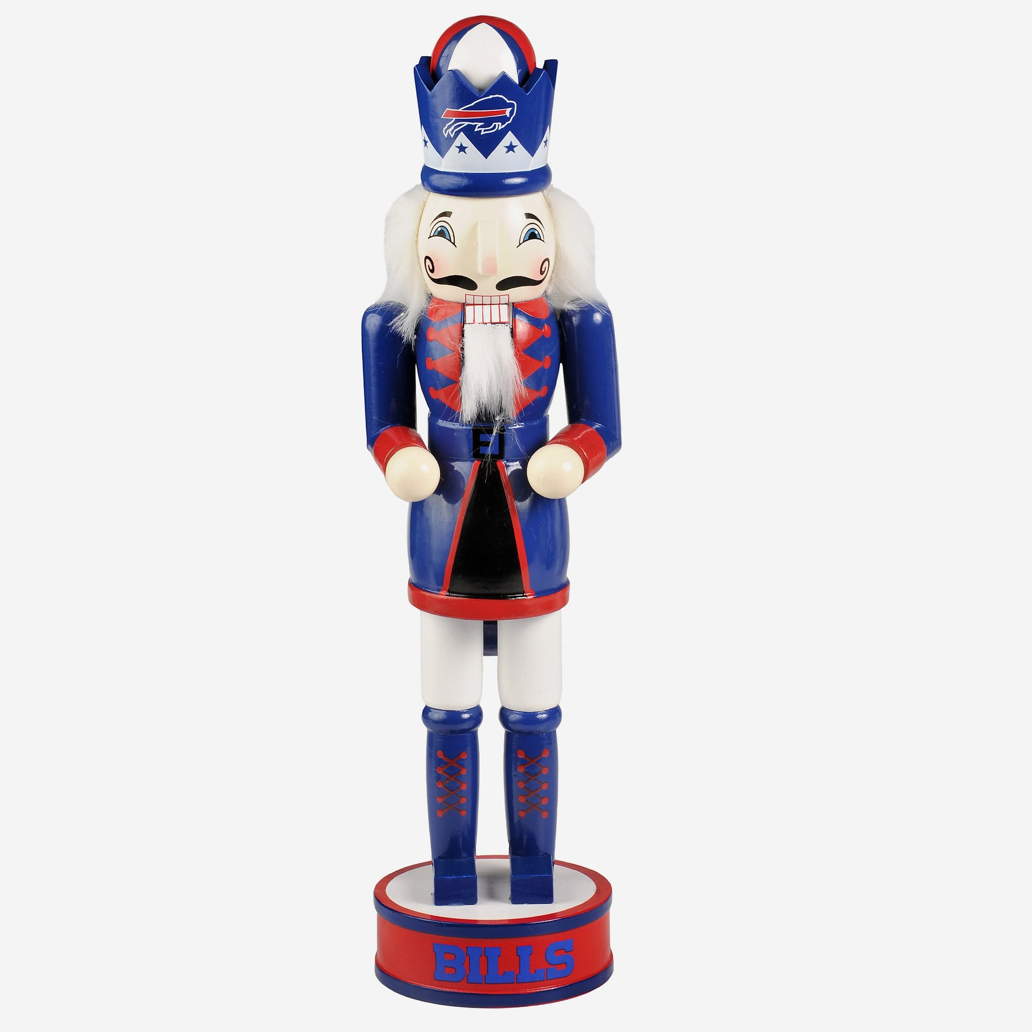 Buffalo Bills Holiday Nutcracker FOCO - FOCO.com