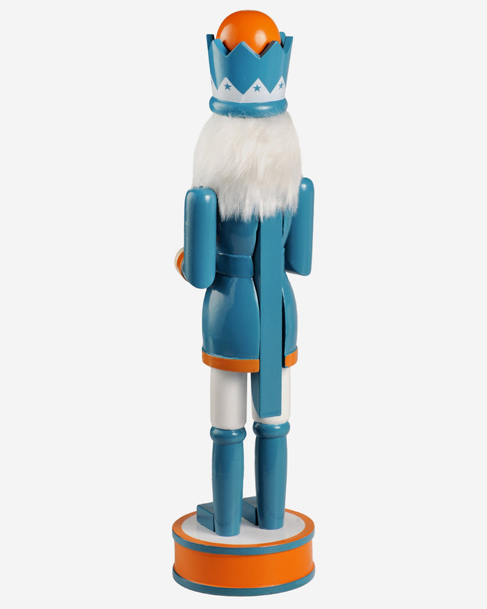 Miami Dolphins Holiday Nutcracker FOCO - FOCO.com