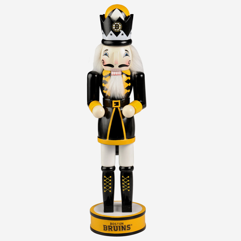 Boston Bruins Holiday Nutcracker FOCO - FOCO.com