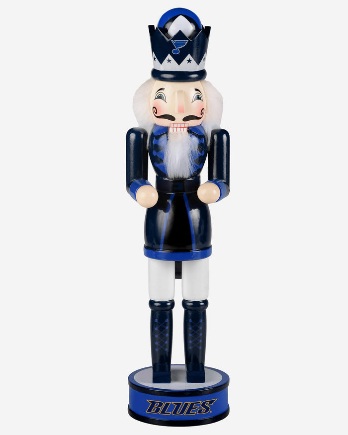 St Louis Blues Holiday Nutcracker FOCO - FOCO.com