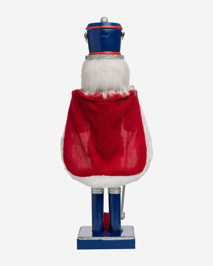 New York Giants Glitter Nutcracker FOCO - FOCO.com