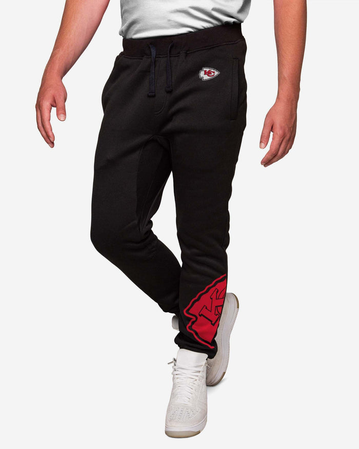 Kansas City Chiefs Run The Game Team Joggers FOCO S - FOCO.com