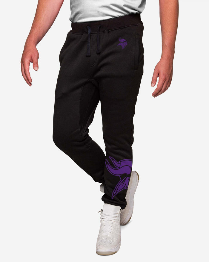 Minnesota Vikings Run The Game Team Joggers FOCO S - FOCO.com