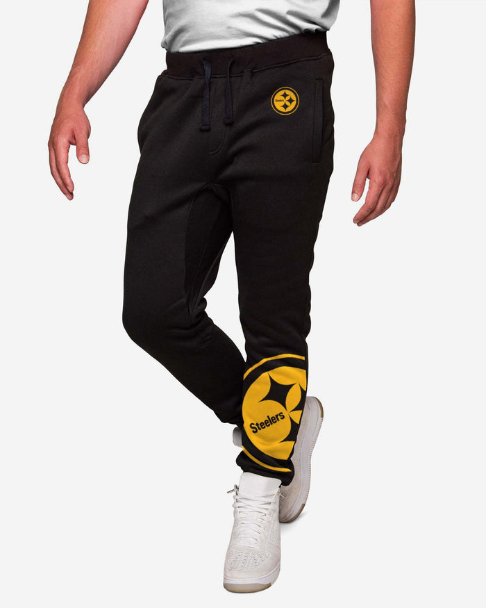 Pittsburgh Steelers Run The Game Team Joggers FOCO S - FOCO.com