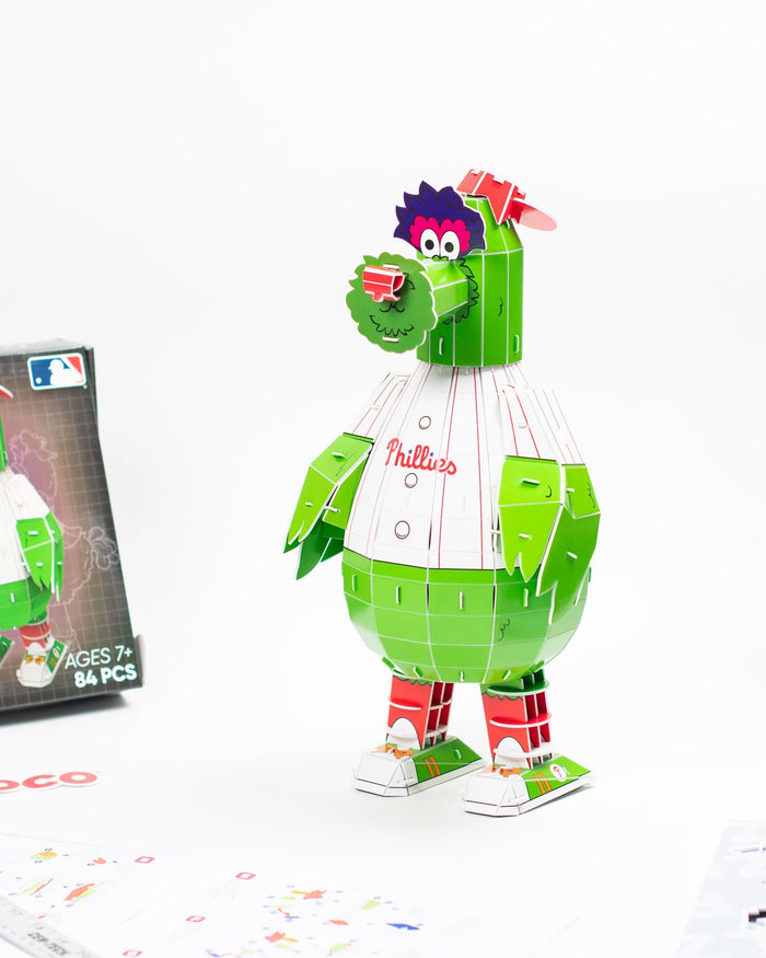 Phillie Phanatic Philadelphia Phillies PZLZ Mascot FOCO - FOCO.com