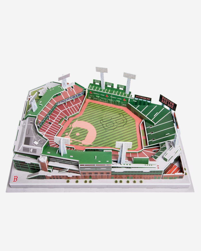 Boston Red Sox Fenway Park PZLZ Stadium FOCO - FOCO.com
