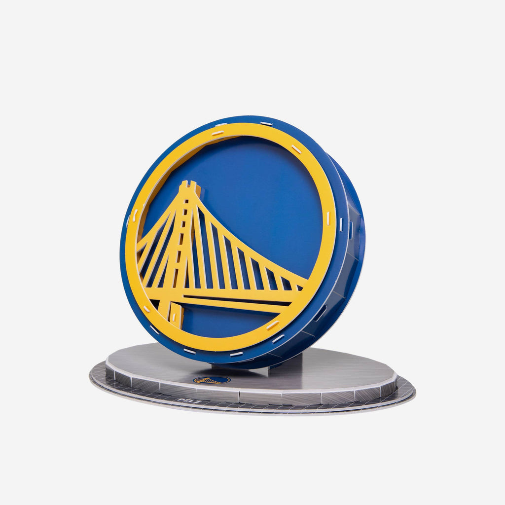 Golden State Warriors PZLZ Logo FOCO - FOCO.com