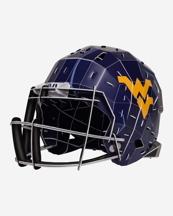 West Virginia Mountaineers PZLZ Helmet FOCO - FOCO.com
