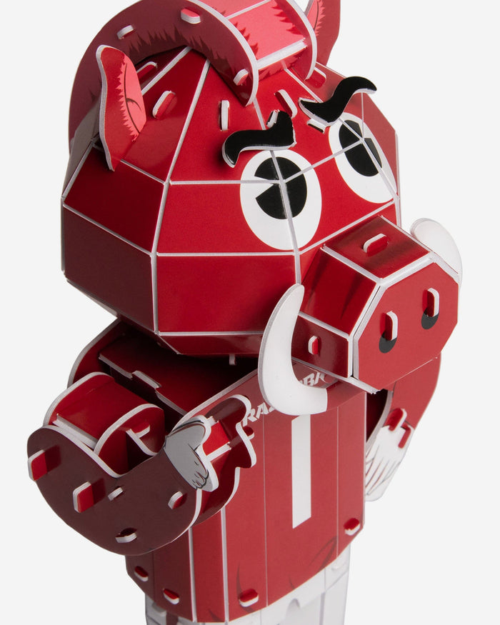 Big Red Arkansas Razorbacks PZLZ Mascot FOCO - FOCO.com