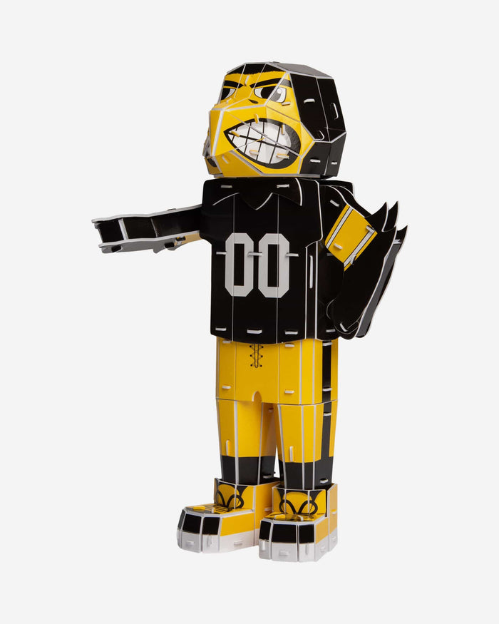 Herky The Hawk Iowa Hawkeyes PZLZ Mascot FOCO - FOCO.com